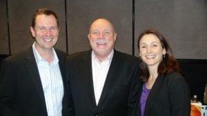 Business Advisors Matt & Liz Raad, Mal Emery